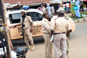 Nigeria Immigration Service puts 3,964 individuals who are to be arrested at sight on its watchlist