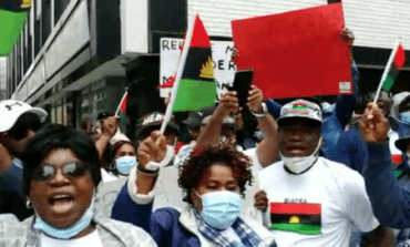 Ipob steps up action to prevent its members arrested in Ghana from being deported to Nigeria