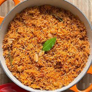Jollof rice just proves the point that Nigeria has no choice but to establish herself as the global champion of all negroid people
