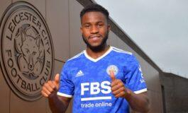 Ademola Lookman joins Ndidi and Iheanacho at Leicester as he signs season-long loan with Foxes