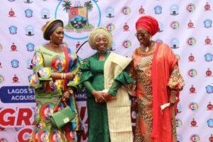 Lagos State ministry of women's affairs and poverty alleviation trains soldiers' wives