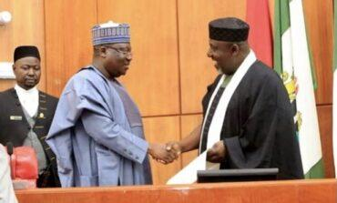 Rochas says he has never collected a penny as salary since he became a senator as everything goes to charity