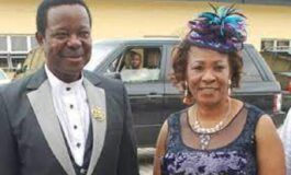 King Sunny Ade loses wife Hon Risikat Adegeye who served in Lagos State House of Assembly