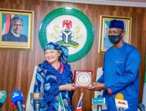 UK offers to invest in Nasarawa State as well as help it develop its infrastructure