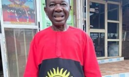 DSS move veteran Nollywood actor Chiwetalu Agu to Abuja for further interrogation