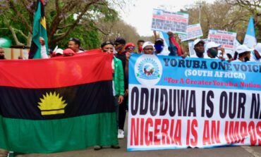Arewa Youth Consultative Forum warns Ipob to steer clear of Middle Belt groups