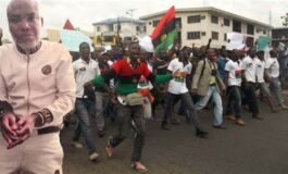 Ohaneze warns that Ipob's one month sit-at-home protest will lead to a bitter clash with federal government