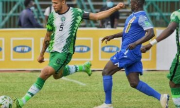 Super Eagles redeem image and revive their World Cup qualification hopes with 2-0 victory